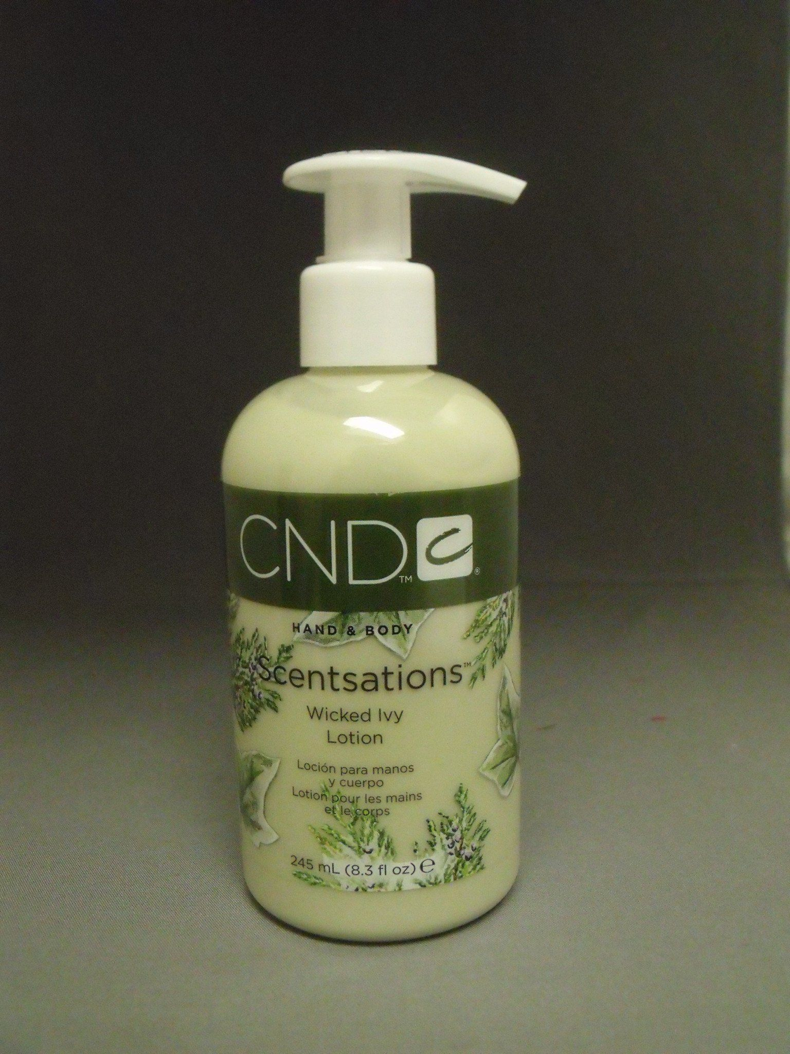 Creative Nail Scentsations Lotion Wicked Ivy 83 Oz Creative Nails