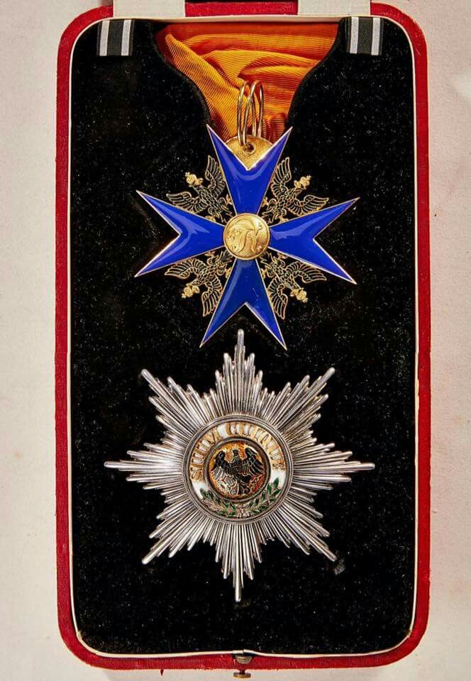 Grand Cross of the Order of the Black Eagle