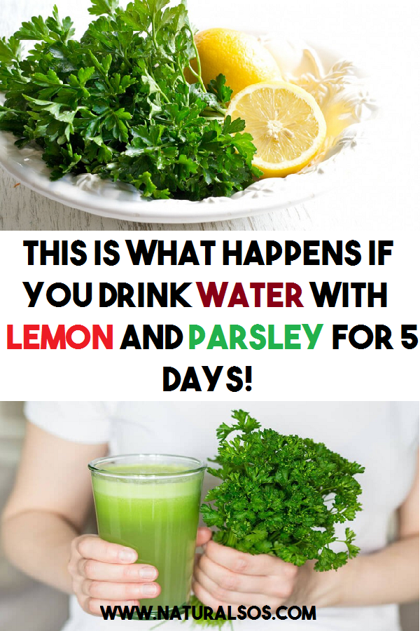 THIS IS WHAT HAPPENS IF YOU DRINK WATER WITH LEMON AND