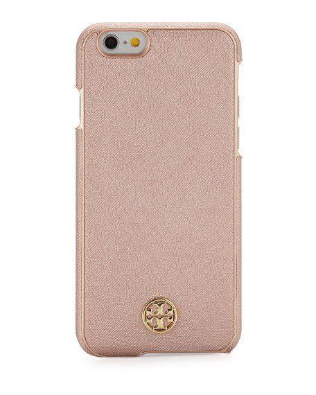 2f7f47ba4 TORY BURCH Robinson Saffiano Hardshell Iphone® 6 6S Case