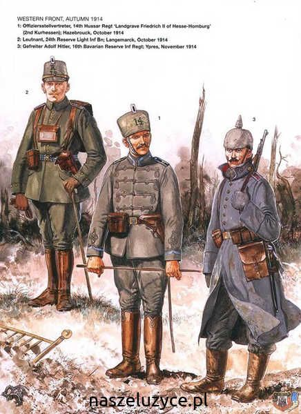 German army 1914   World War I Infantry   Pinterest ...