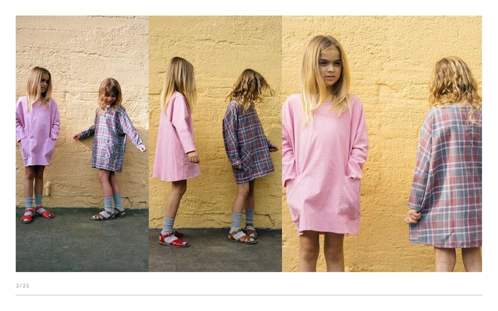 boy+girl fall winter 2016 | made in los angeles