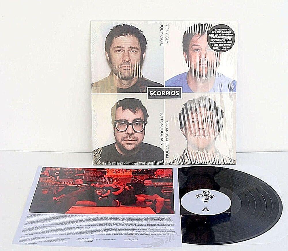 Scorpios Self Titled Lp Record Vinyl With Insert No Use For A Name Lagwagon Punkpunknewwave Lp Vinyl Vinyl Records Lp Albums