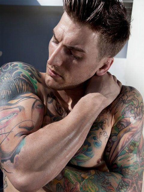Pin By Inked Magazine On Tattoos Inked Men Tattoos For Guys Duran