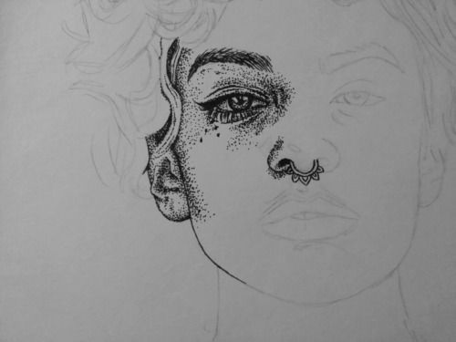 Do You Know How Frustrating It Is Not Being Able To Draw People Faces Like