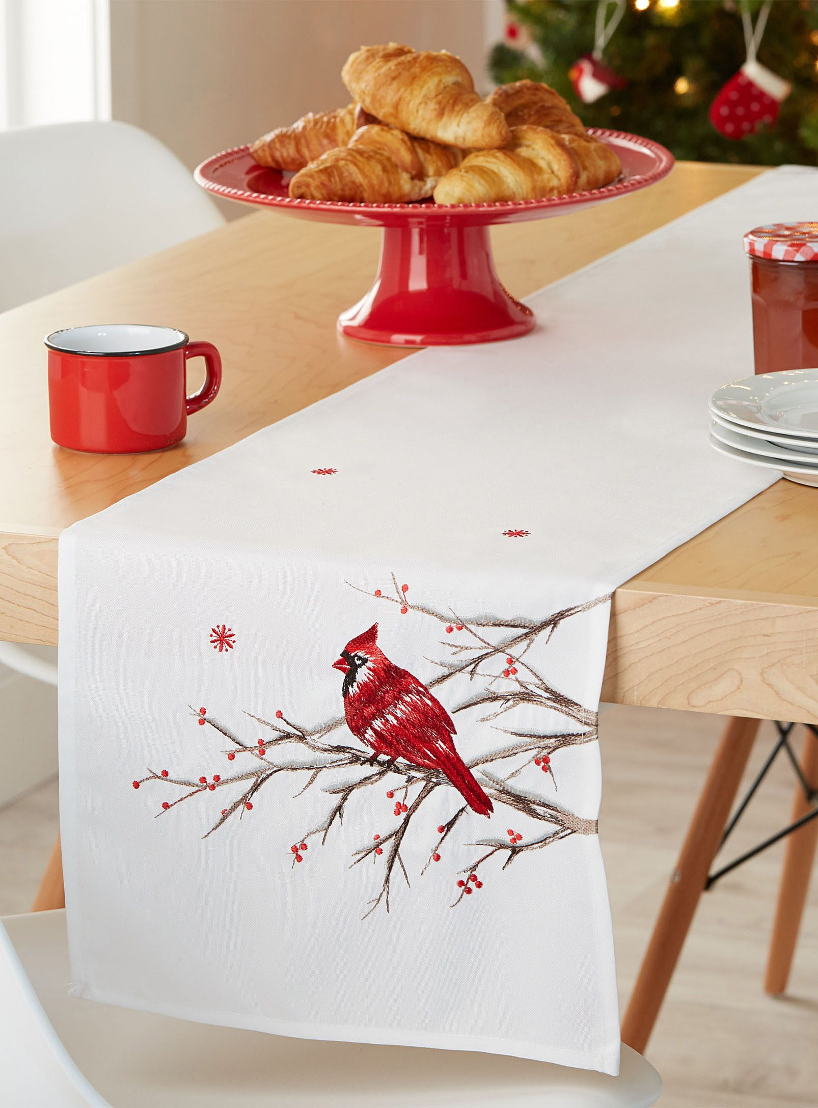 Aesthetic Holiday Exclusively From Simons Maison A Holiday Pattern With A Rustic