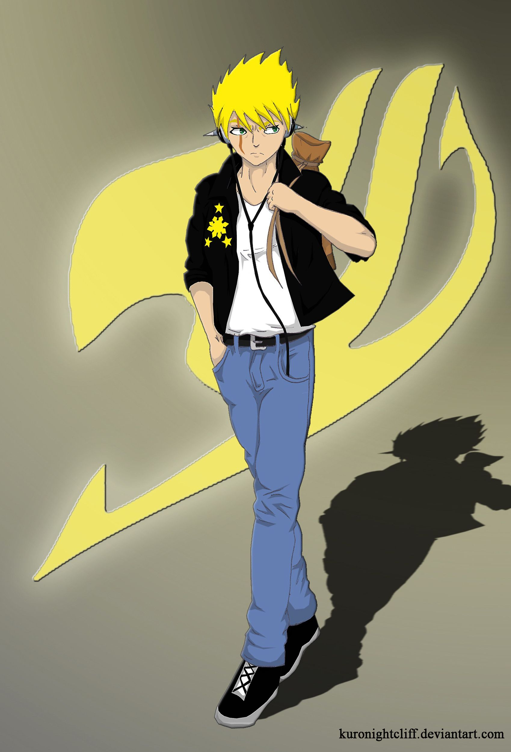 Laxus Dreyar from Fairy Tail | Nerd Stuff | Pinterest