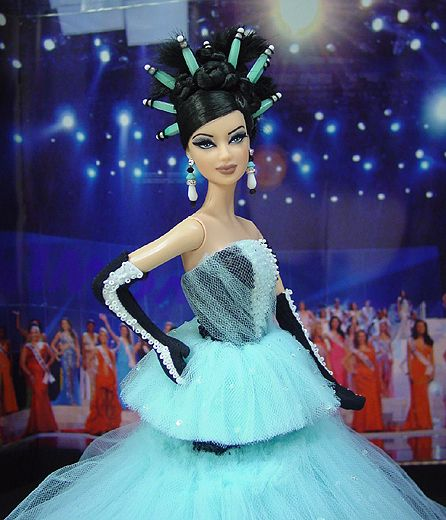 The Voice of a Seagull 海鸥之声: Miss Singapore Universe 2011