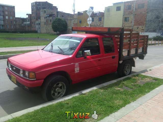 Chevrolet Luv Doble Cabina Estacas Chevrolet Luv Doble Cabina