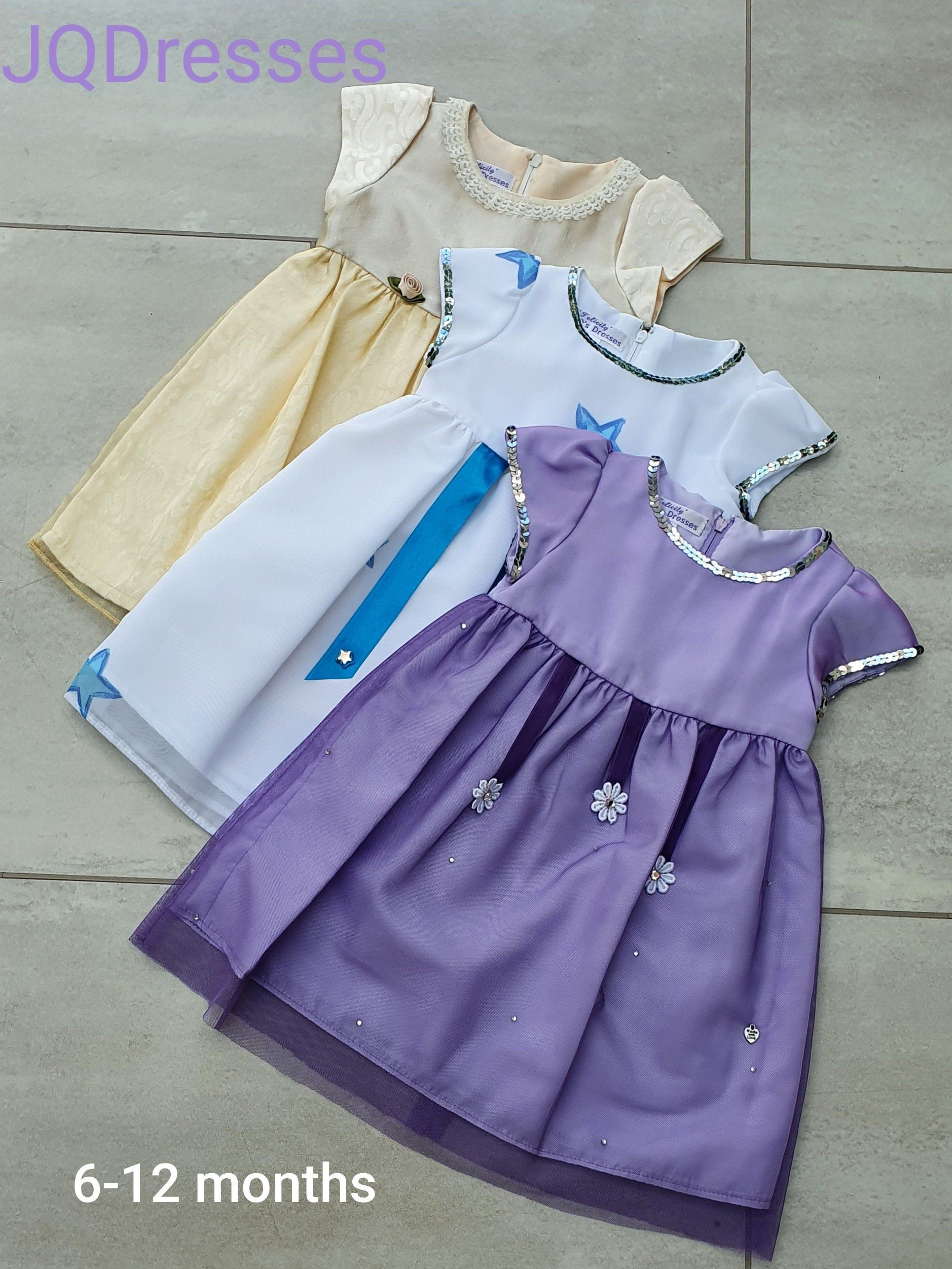 Infant Felicity Occasion Dresses, Baby Girl Party Dresses, Baby Wedding Wear, Baby Day Dresses.