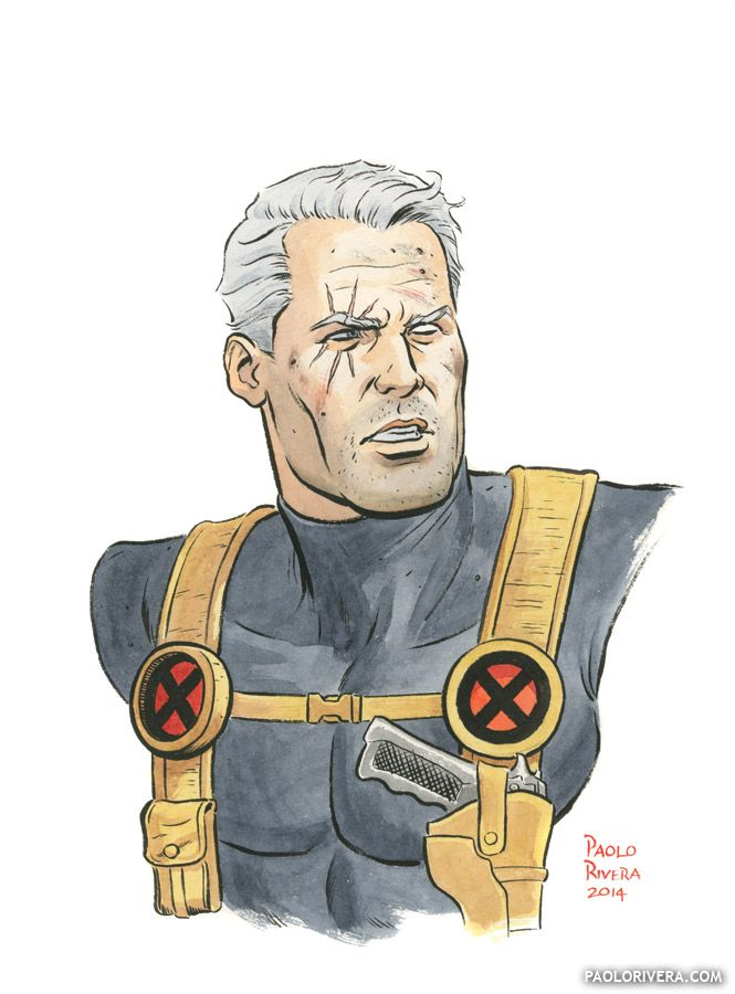 Cable by Paolo Rivera
