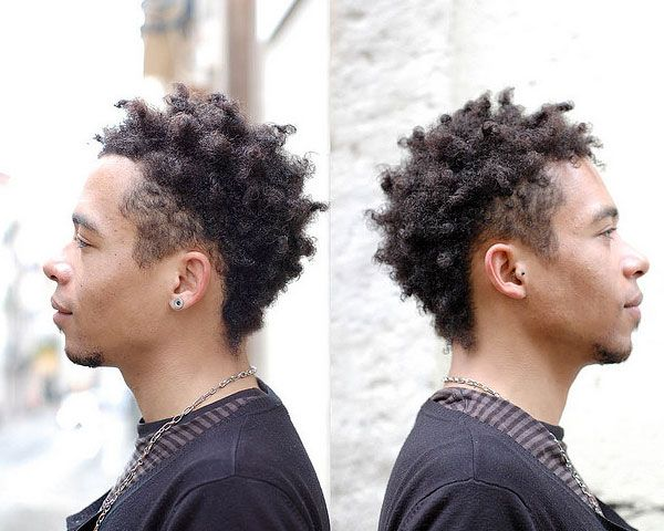 Tremendous 1000 Images About Natural On Pinterest Locs Beards And Dreads Hairstyles For Men Maxibearus