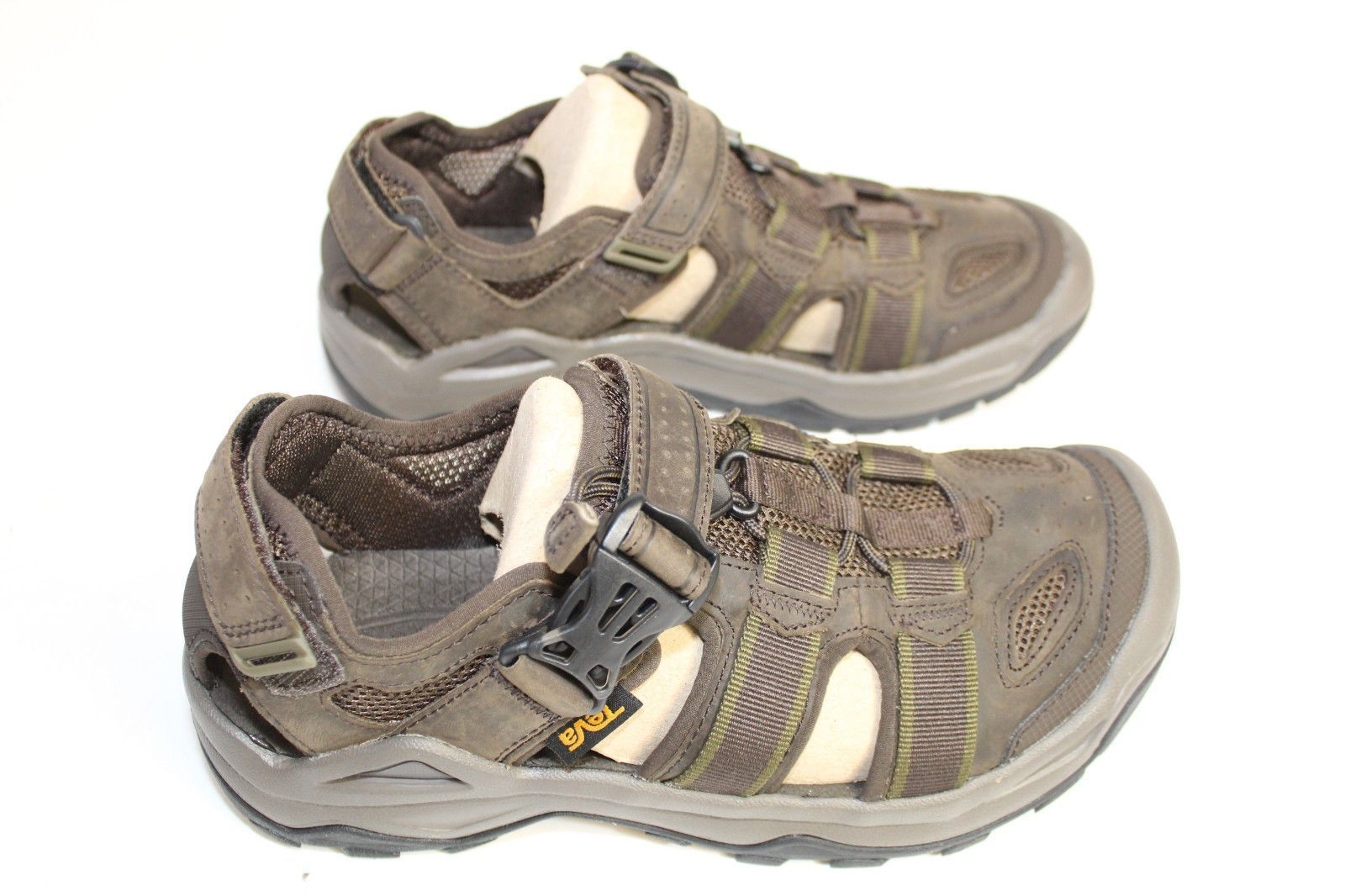 5ae1f1a56 Teva Omnium 2 Leather Turkish Coffee Mens Sport Hiking Sandals NEW Shoes  1019179  47.0 End Date  2018-12-20 20 32 37  hikingsandals