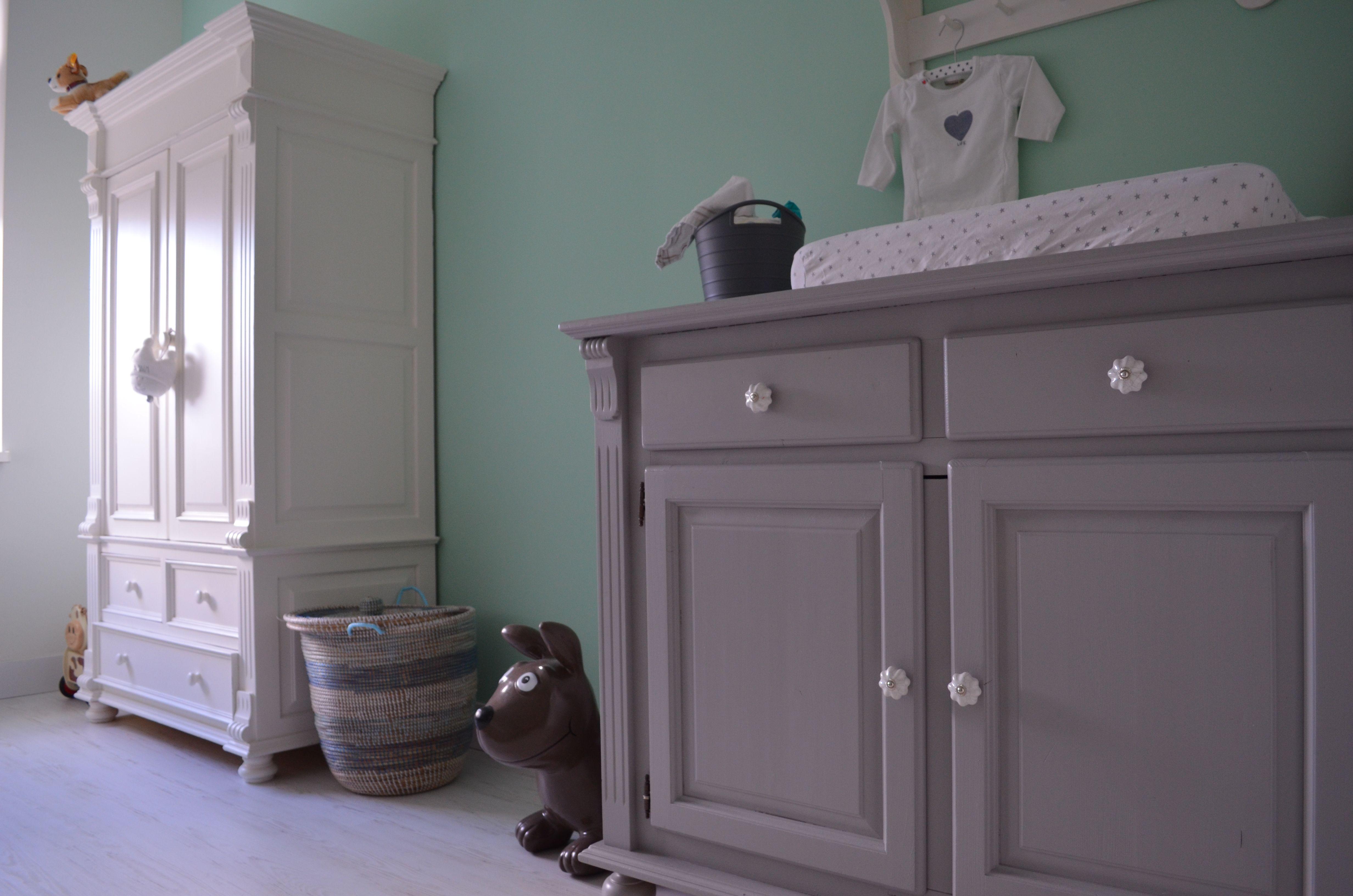 Lamp Babykamer Groen : Dit wil je de mooiste mintgroene babykamers famme baby