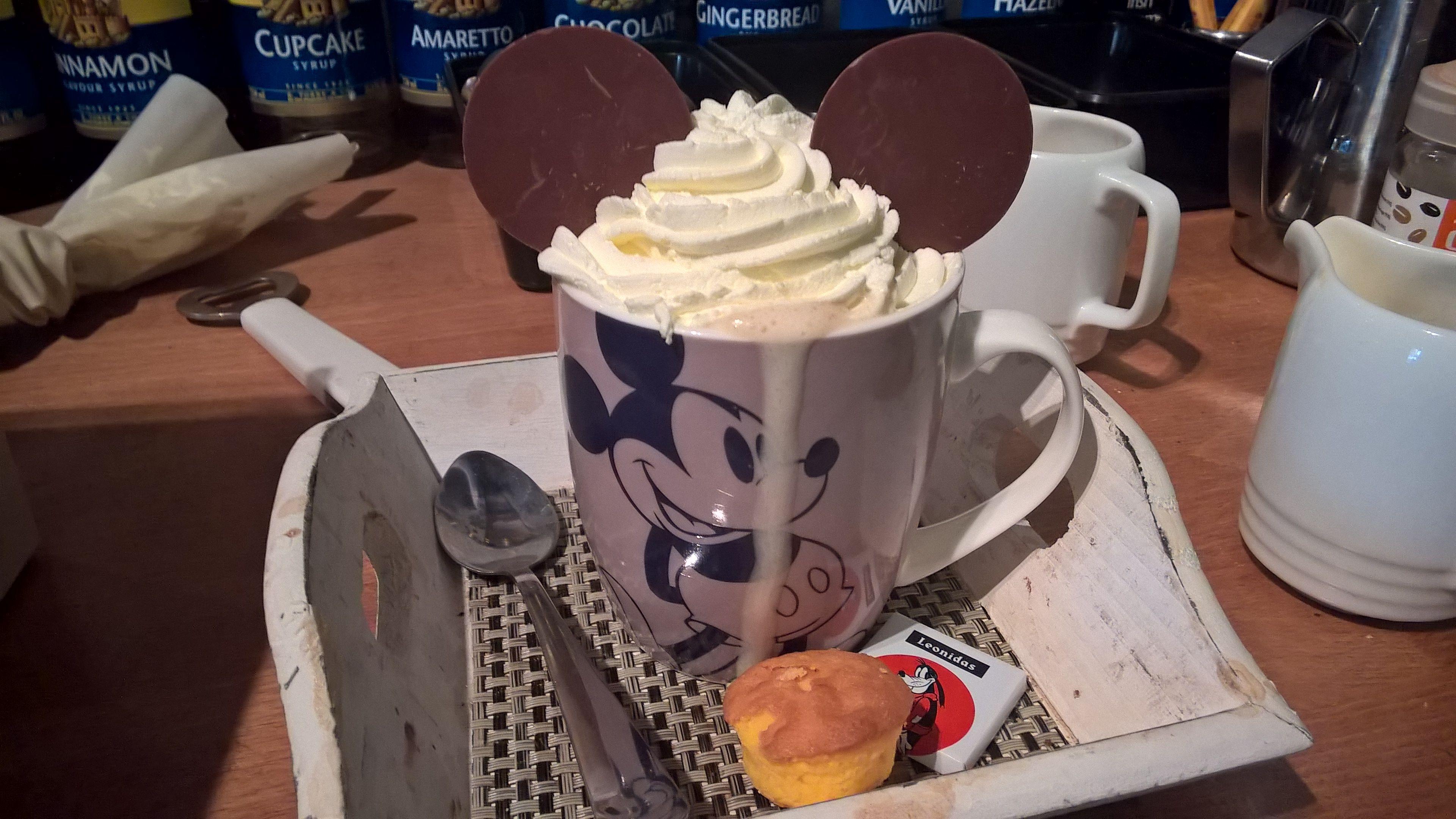 Disneylicious @Step2 Essen