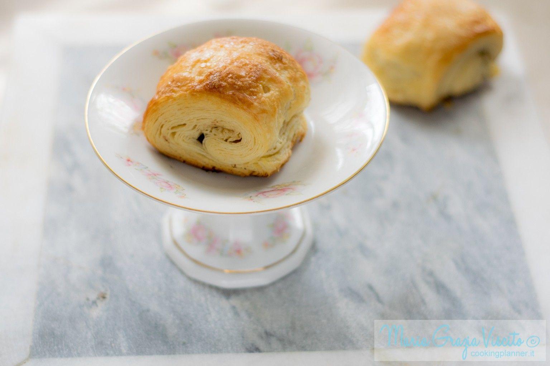 I croissant di Philippe Conticini