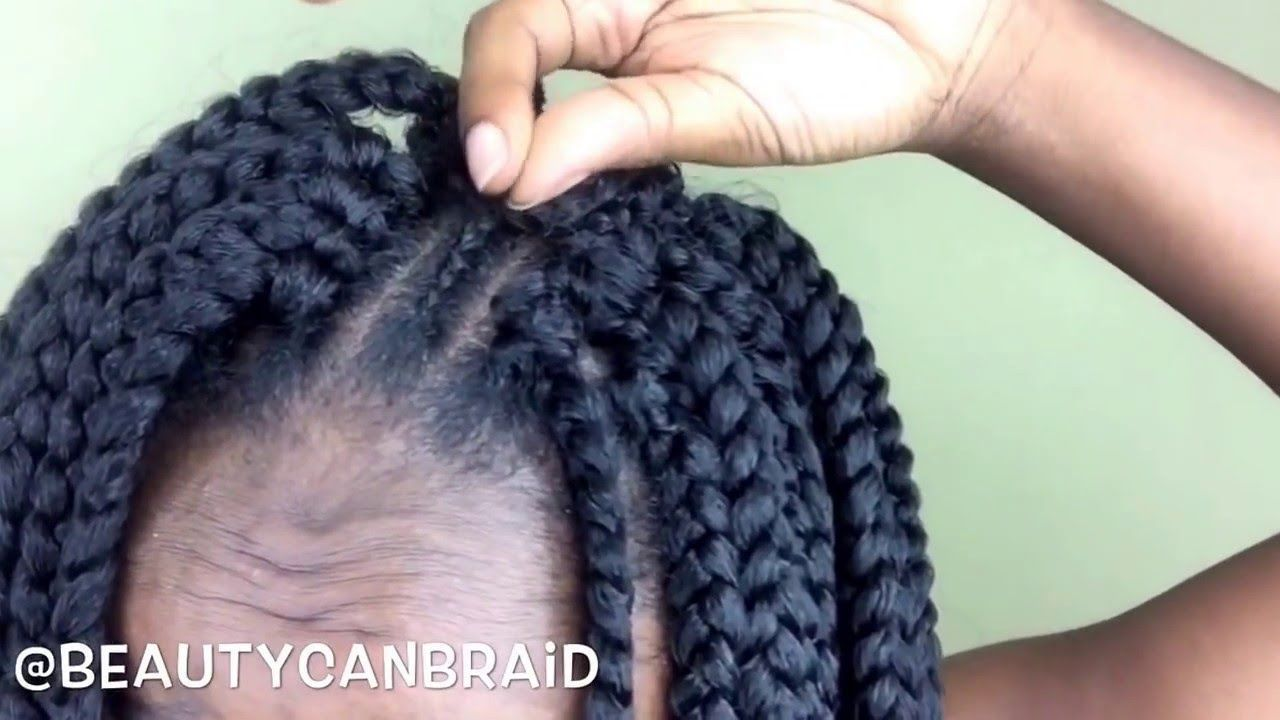Most recent Pics Box braids diy Style Of course, workplaces not too some time past, if a specialist African-American female do not possess #Box #braids #diy #Pics #Style
