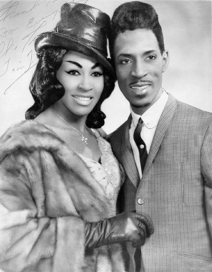 Ike and Tina Turner - Imgur