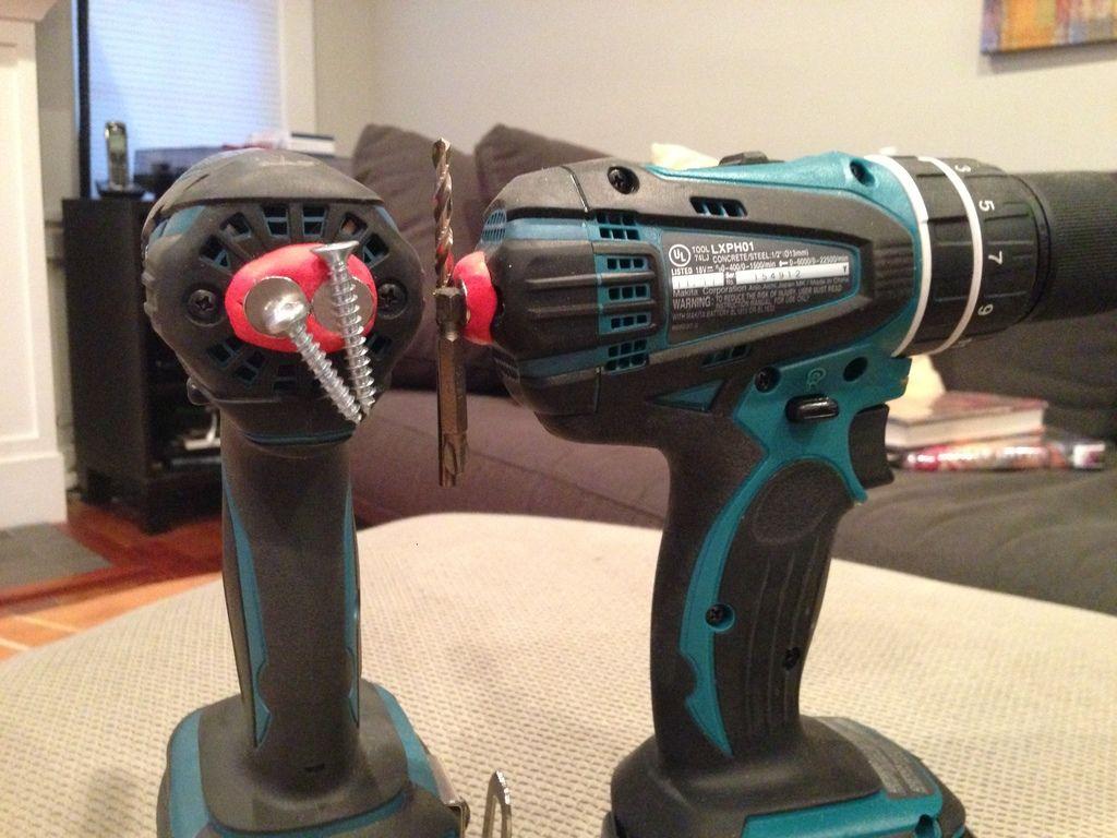 Keep Drill Bits Ready To Use Diy Drill Tools Sugru