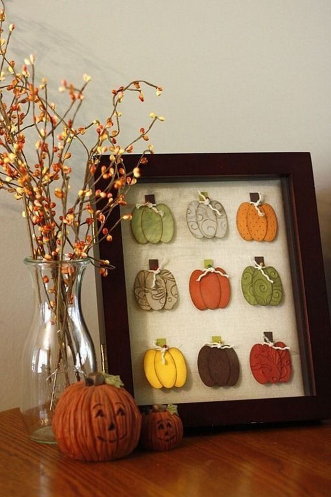 fallharvest #fallhalloween #halloweencrafts #halloweendecorations #pumpkindecorations #pumpkincenterpieces #halloweentags #harvestdecorations #halloweenideas