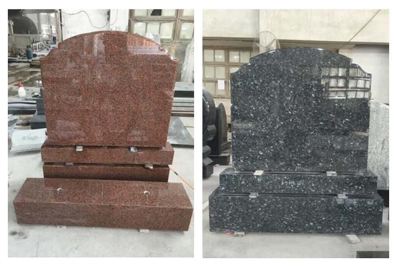 Popular Monument With Headstone Sub Base Base For