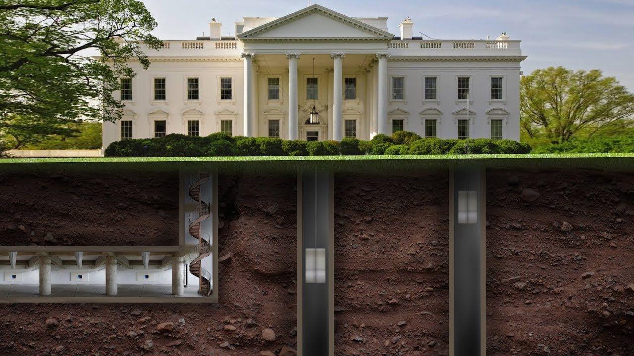 Surprising Secrets Hidden Inside The White House Youtube White House Tour Inside The White House Underground Homes