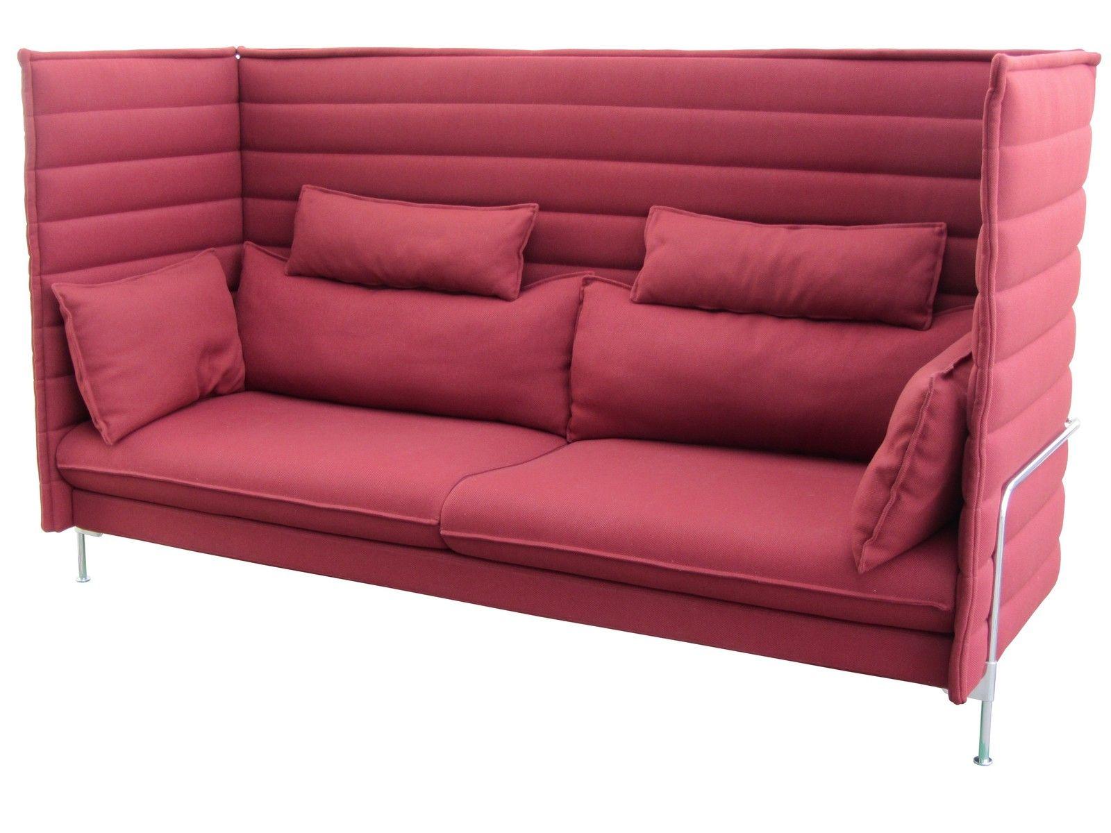 Vitra alcove highback sofas wohnlandschaften woont for Sofas und wohnlandschaften
