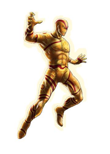 Marvel XP: Dossiers/Vector | Men Heros & Villians | Marvel