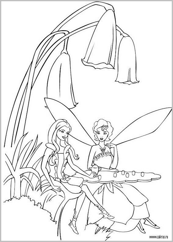 Pin by Wendy Florence on Coloring | Pinterest | Barbie para colorear ...