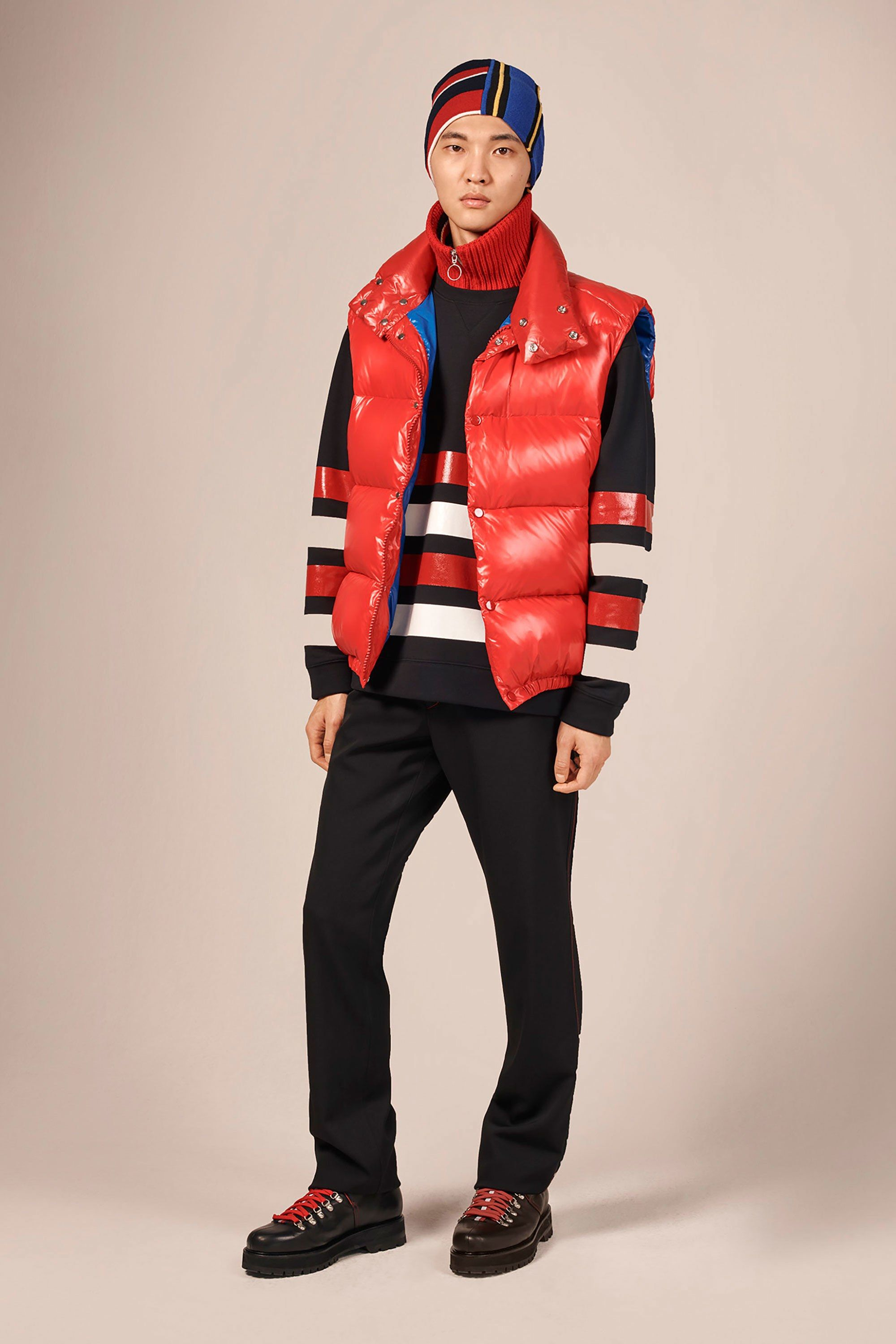 bc1e31c72 Tommy Hilfiger Fall 2018 Menswear Collection - Vogue