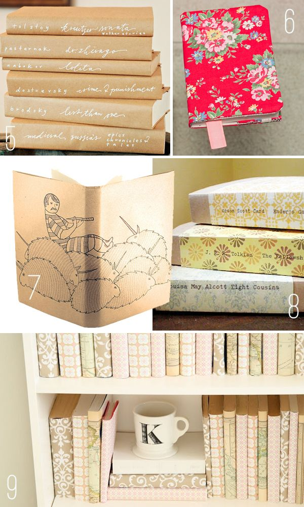 Paper Book Cover Ideas : The best covering books with paper ideas on pinterest