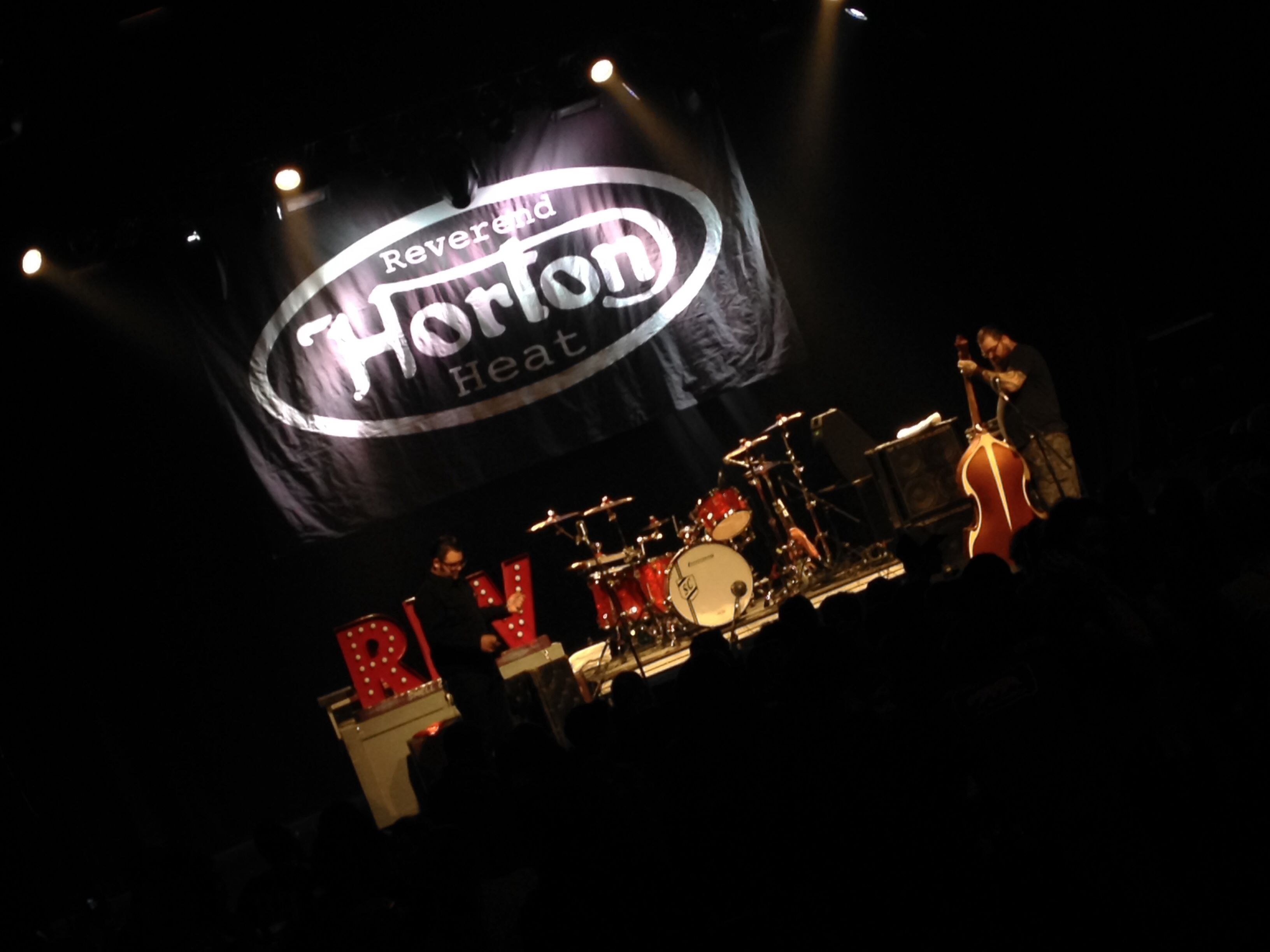 #ReverendHortonHeat