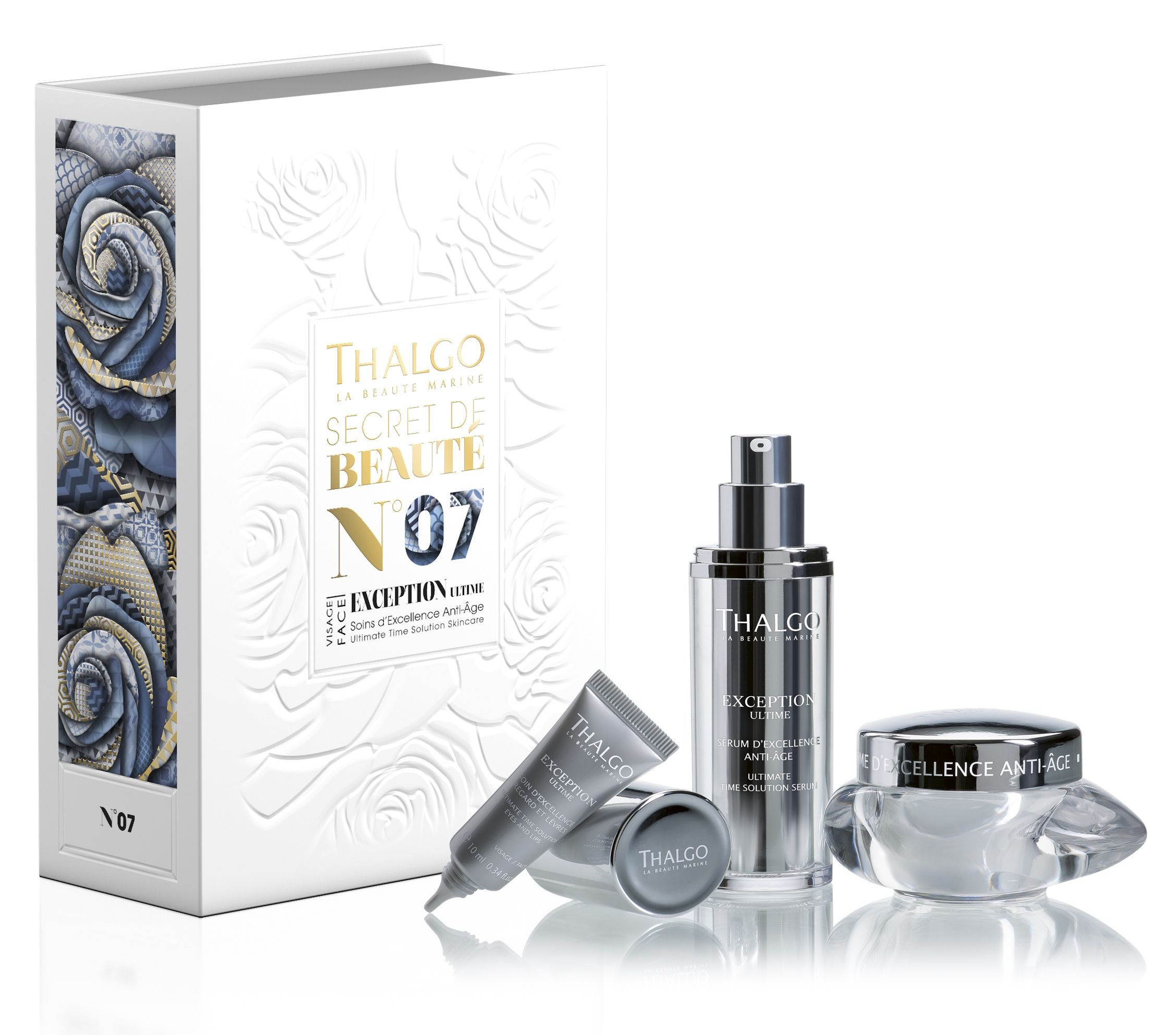 Coffret Anti-Ageing Exception Ultime | Gifts: Exklusive THALGO ...