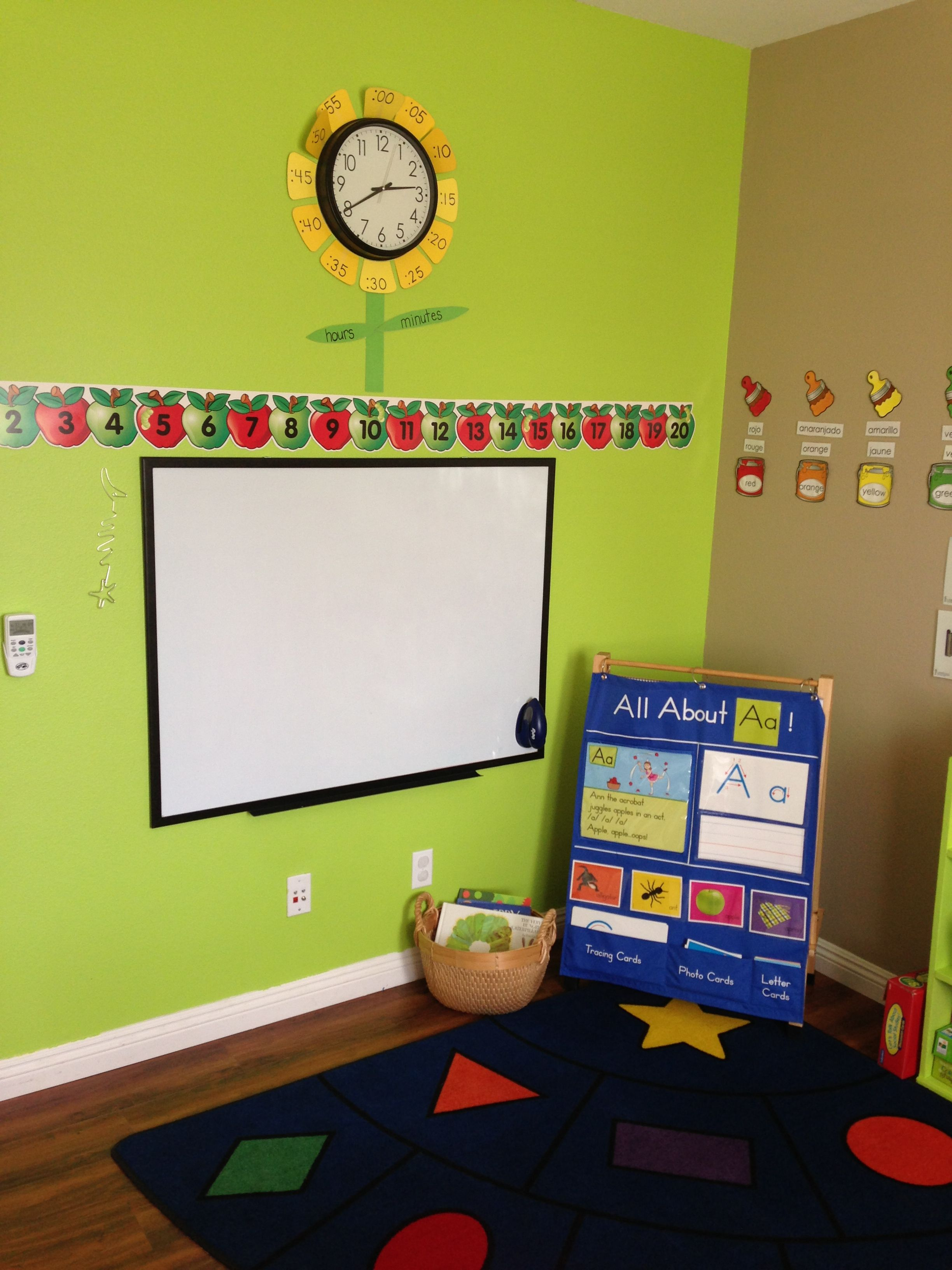 Would Like This Classroom At Home For Tutoring