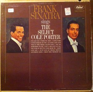 Frank Sinatra - Sings The Select Cole Porter (Vinyl, LP) at Discogs