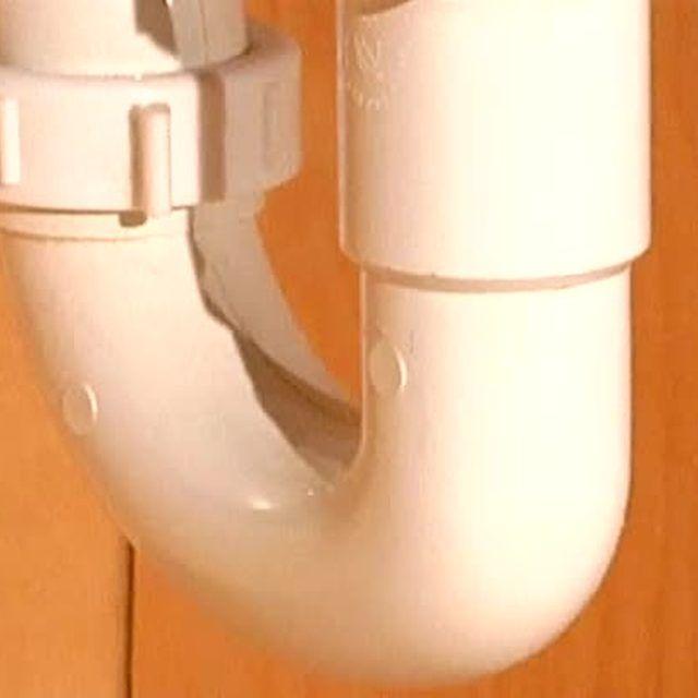 How To Repair A Leaking Sink P Trap Sink Leak Repair Household Hacks
