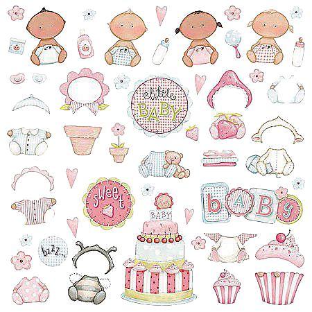 Laminas De Bebes Para Imprimir Imagenes Y Dibujos Para Imprimir Baby Boy Scrapbook Baby Scrapbook Paper Dolls