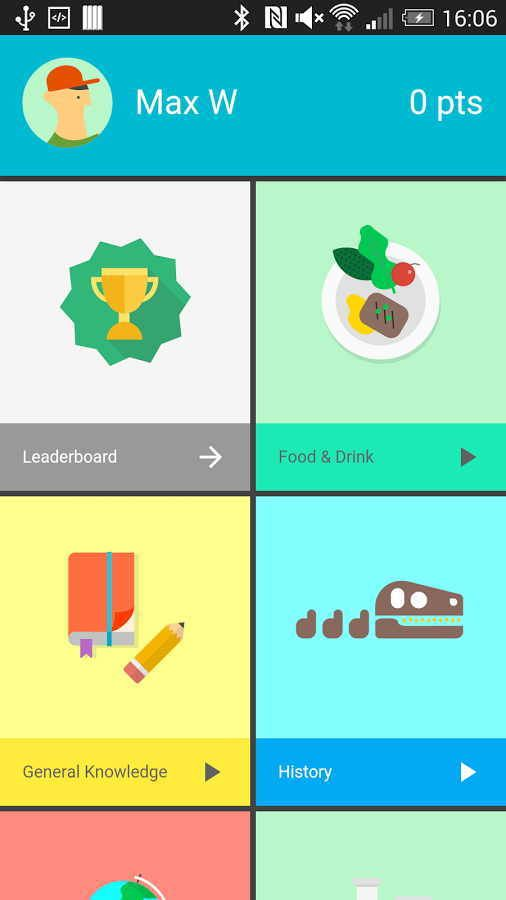 Get A Taste Of Material Design With Topeka A Chrome For Android App By Google Topeka Chrome Apps Fun Quiz