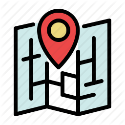 Map Location Marker Pointer Pin Place Icon Icon Map Marker Map