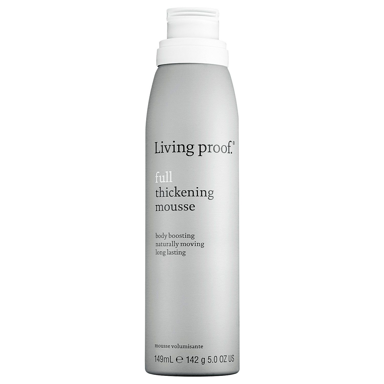 Full Thickening Mousse Living Proof Sephora Hair Loss Treatment Hair Loss Women Hair Loss Remedies