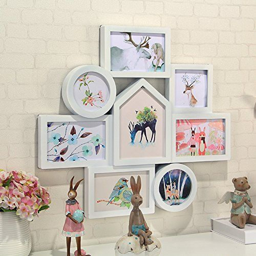 Suunhhzzzround Creative Wedding Photo Studio Photo Frame 6 Inches