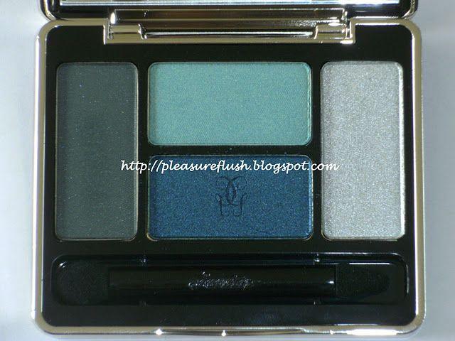 nice palette of eyeshadow