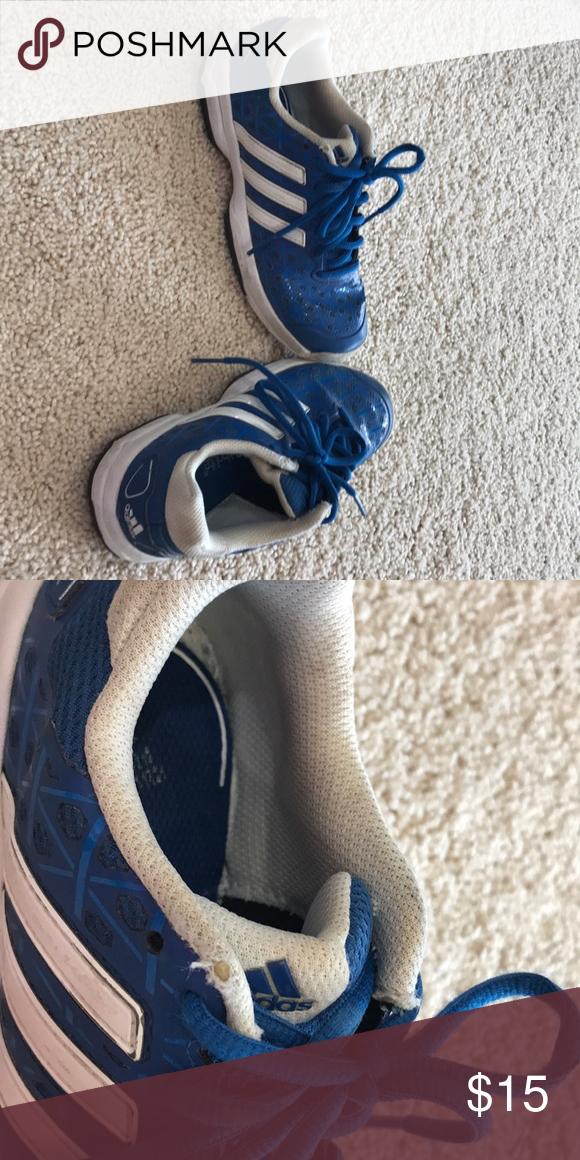 Adidas non marking tennis shoes