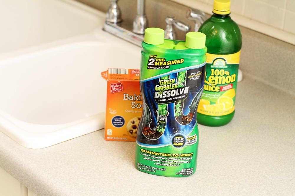 The 4 Best Finds For Unclogging Kitchen Sink Drains Best Drain Unclogger Drain Unclogger Unclog Drain