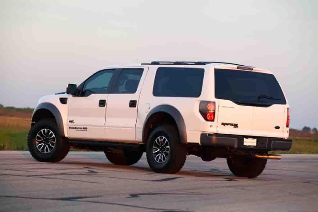 Ford Excursion Redesign Specs Price Interior Powertrain