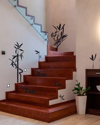 stickers pour la décoration du0027une entrée Des autocollants qui - entree de maison avec escalier