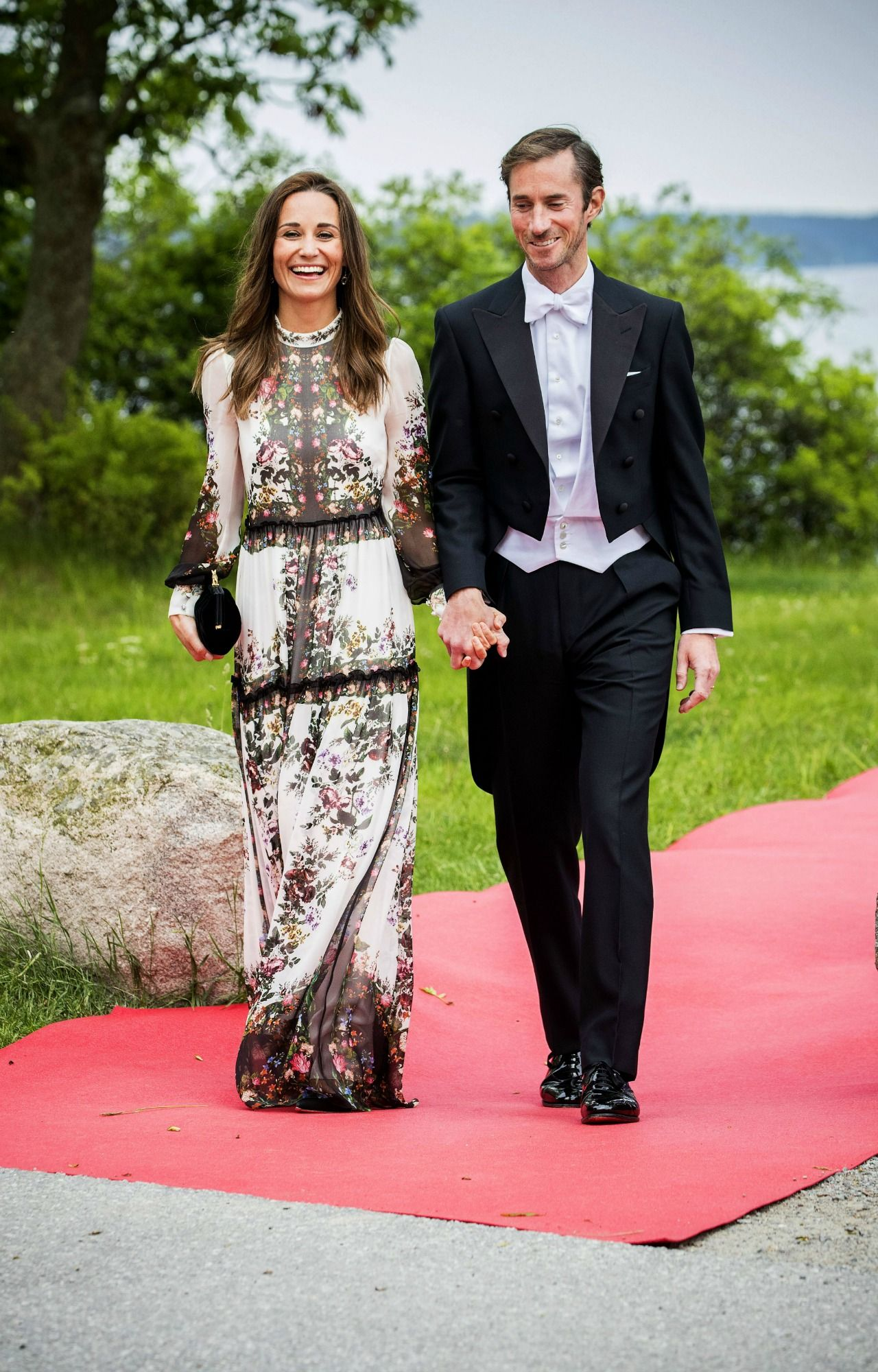 Pippa Middleton and James Matthews Attend Stockholm Wedding -- See ...