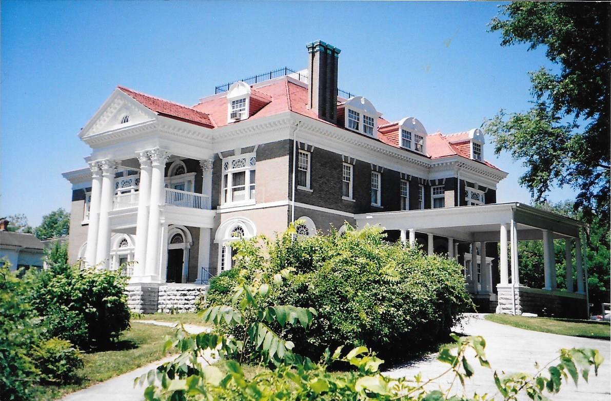 Rockcliffe Mansion Hannibal, Missouri Mansions