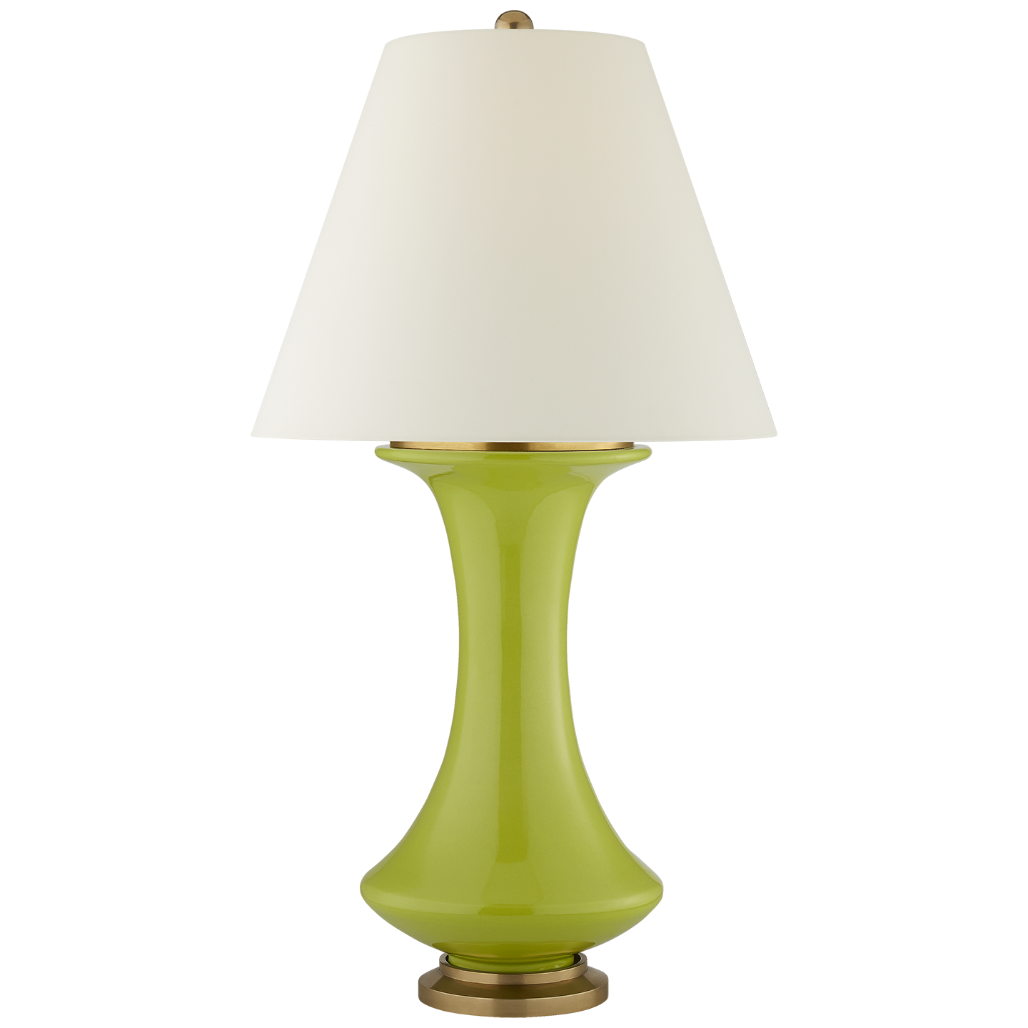 Nota medium table lamp christopher spitzmiller for visual comfort nota medium table lamp christopher spitzmiller for visual comfort lime with natural percale shade mozeypictures