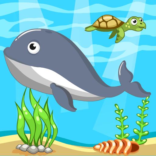 Terkeren 12 Contoh Gambar Kartun Hewan Laut Game Anak Edukasi Hewan Laut Apps On Google Play Beberapa Jenis Ikan Yang Hidup Di Air Pay Hewan Binatang Kartun